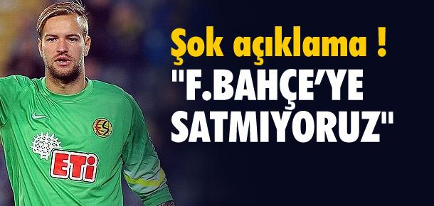 ''Boffin'i Fenerbahçe'ye satmıyoruz''