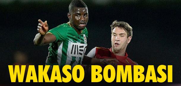 Beşiktaş için Wakaso iddiası