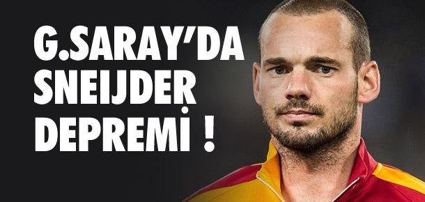 Sneijder krizi büyüyor !