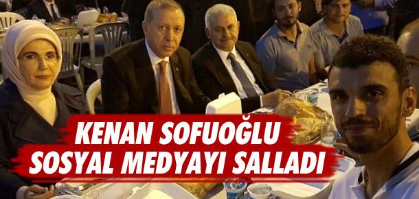 Kenan Sofuoğlu sosyal medyayı salladı