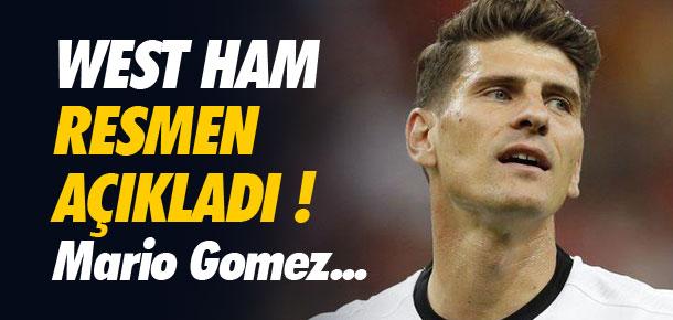 West Ham açıkladı ! Gomez...