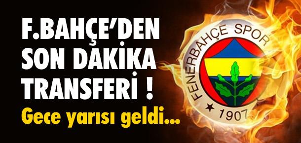 Fenerbahçe, Fabiano'yu kiraladı