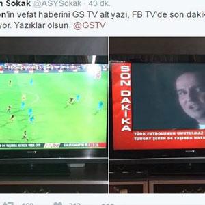 GSTV'ye Turgay Şeren tepkisi !