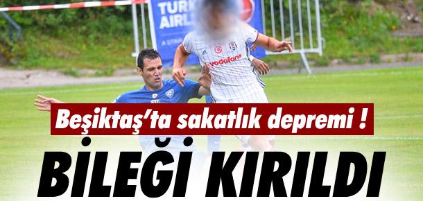 Beşiktaş'ta Tolgay Arslan şoku