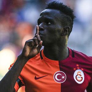 Galatasaray'da Bruma depremi !