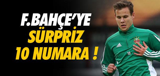 Fenerbahçe'den Louis Schaub sürprizi !
