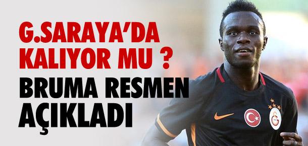 ''Kafam rahat, Galatasaray'da devam ediyorum''