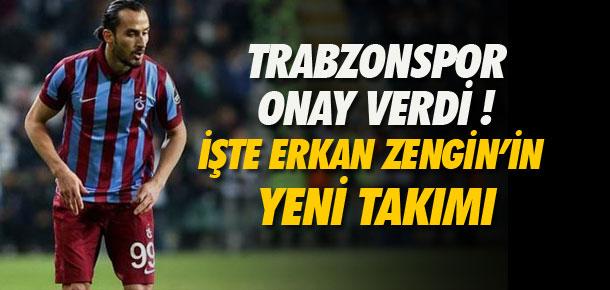 İşte Erkan'ın yeni takımı !