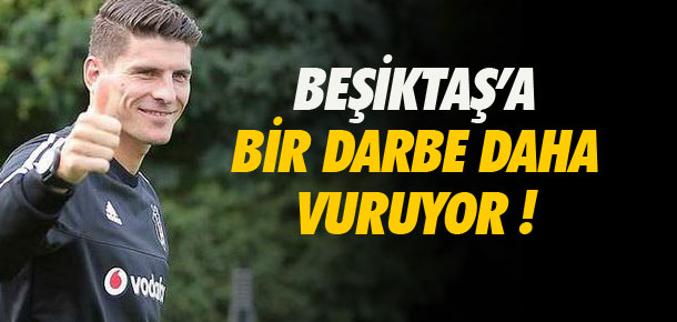 Beşiktaş'a bir darbe daha !