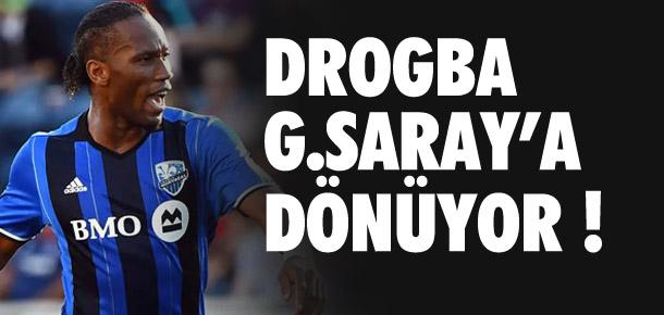 Drogba Aralık'ta Galatasaray'da