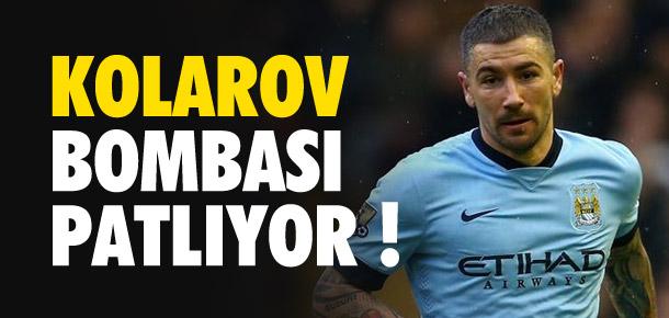 Galatasaray'da Kolarov harekatı