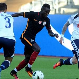 Galatasaray'dan müthiş prova !