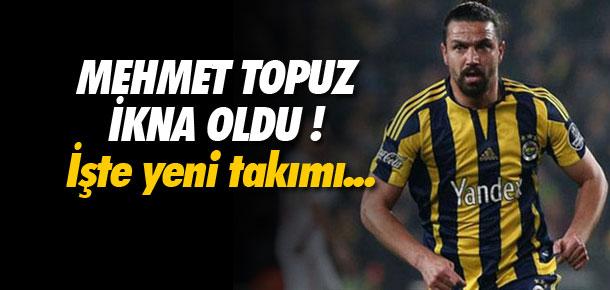 Mehmet Topuz Gaziantepspor'da