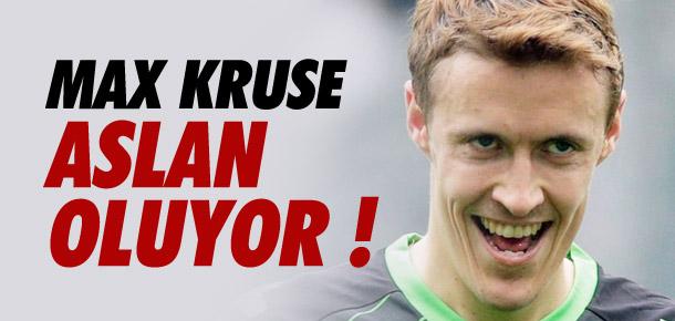Max Kruse Aslan oluyor !
