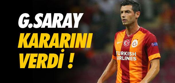 Galatasaray kararını verdi !