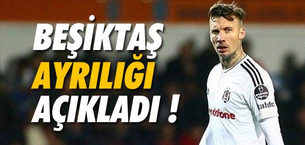 Beşiktaş Alexis Delgado transferini KAP'a bildirdi