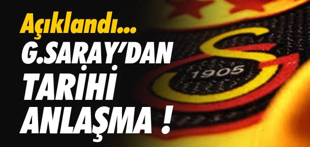 Galatasaray'dan vergi anlaşması