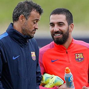 İspanyollar çark etti: Arda Turan ile Luis Enrique...