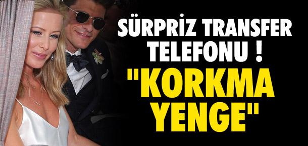 Olcay Şahan, Mario Gomez'in eşi Carina'yı aradı