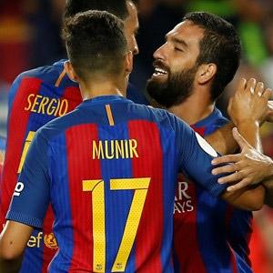 Barcelona'da Arda Turan rüzgarı ! 2 müthiş gol...