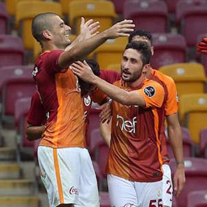 Galatasaray 3 puanı son saniyede aldı !