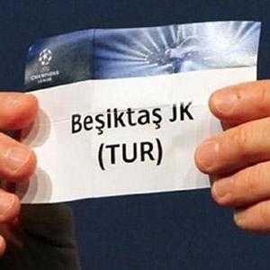 Beşiktaş Şampiyonlar Ligi'ne 4. torbadan katılacak