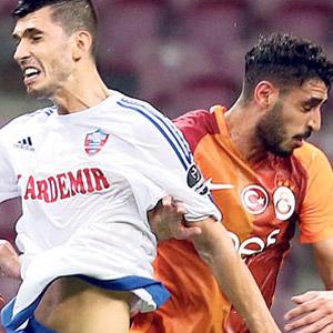 Galatasaray'da Tolga Ciğerci farkı !