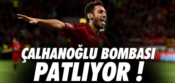 Hakan Çalhanoğlu Atletico Madrid yolunda