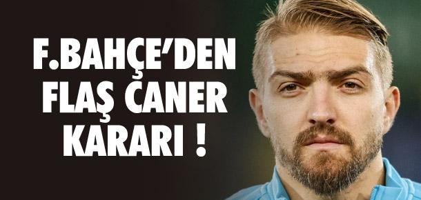 Fenerbahçe'den flaş karar ! Caner Erkin...
