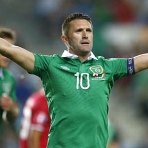 Robbie Keane milli takıma veda ediyor !