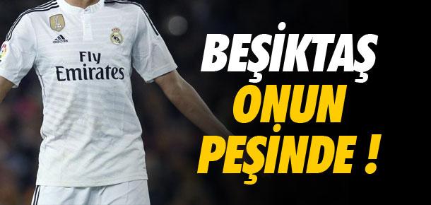 Beşiktaş Pepe'nin peşinde !