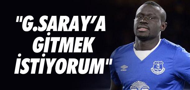 ''Galatasaray'a gitmek istiyorum''
