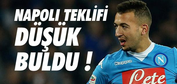 Napoli, Trabzonspor'un teklifini düşük buldu