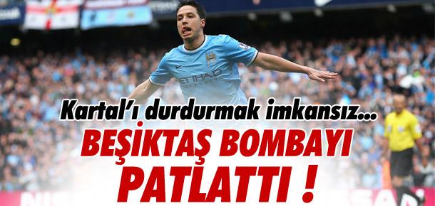Beşiktaş bombayı patlattı ! Samir Nasri...