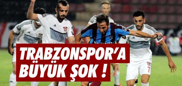 Gaziantepspor: 1 - Trabzonspor: 0