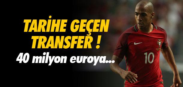 Tarihe geçen transfer !