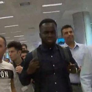 Tiote, İstanbul'a geldi !