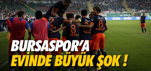 Bursaspor'a evinde büyük şok !