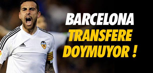 Barcelona'dan bir transfer daha !