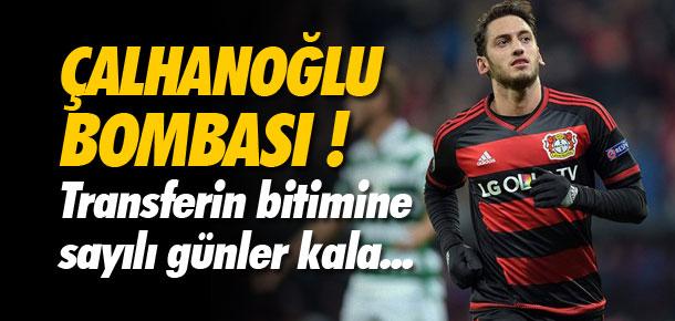 Atletico Çalhanoğlu'nu bitiriyor !