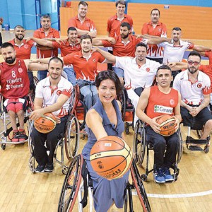 12 cesur yürek Rio'ya hazır
