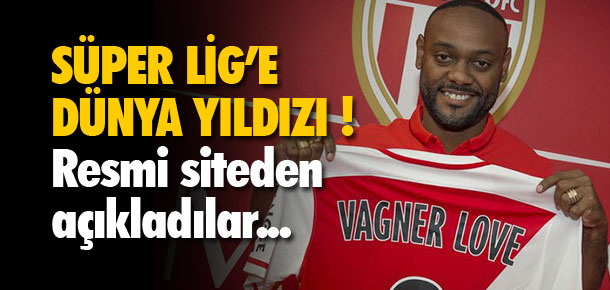 Süper Lig'e dünya yıldızı !