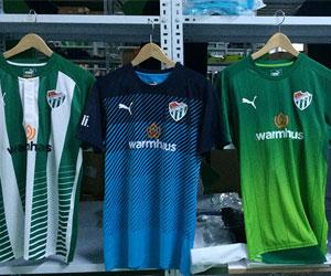 Bursaspor'un forma satış rakamları açıklandı