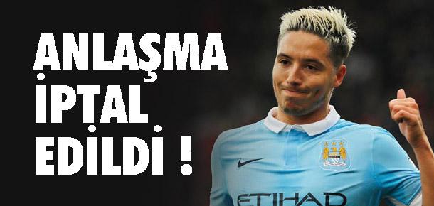 Beşiktaş, Samir Nasri'den vazgeçti