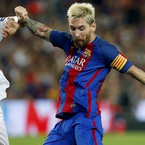 Lionel Messi'den ömürlük imza