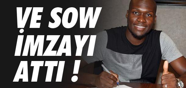 Fenerbahçe, Moussa Sow transferini açıkladı