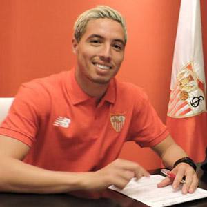 Samir Nasri Sevilla'da !