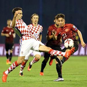 Hırvatistan: 1 Türkiye: 1