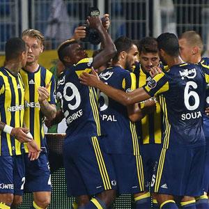 Fenerbahçe Kasımpaşa'ya patladı !
