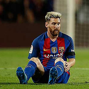 """Arjantin'den Barcelona'ya """"Messi"""" özrü"""